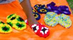 Elaine's Caribbean Crochet - Bedroom Slippers