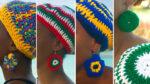 Elaine's Caribbean Crochet - Earrings and Tams